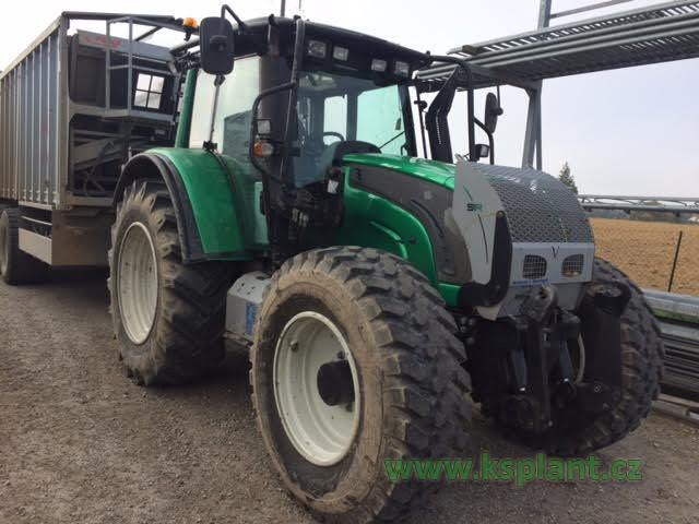 Valtra N142 Forest