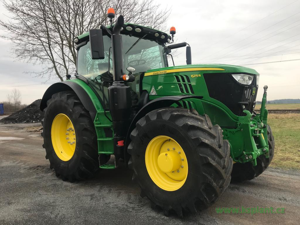 John Deere 6215R AP Ultimate